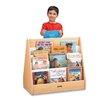Jonti-Craft Big 1 Sided Mobile Pick-a-Book Stand