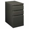 HON Flagship Series 3-Drawer Mobile Pedestal File