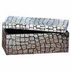 Global Views Mock Croc Storage Box