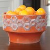 Global Views Beehive Fruit Bowl