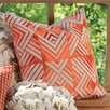 Global Views Chevron Throw Pillow