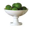 Global Views Grand Pedestal Fruit Bowl