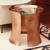 Global Views Cuff End Table