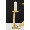 Global Views Abstract Candlestick