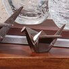 Global Views Origami Crane Statue