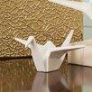 Global Views Origami Crane Statue