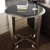 Global Views Quad Loop End Table