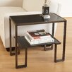 Global Views One-Up End Table
