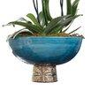 Maze Compote Pot Planter - Global Views Planters