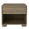 Manhattan Comfort Astor 1 Drawer Nightstand