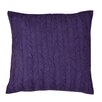 Vue by Ellery Vue Braided Texture Throw Pillow