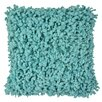 Vue by Ellery Vue Fuzzy Knotted Yarn Throw Pillow