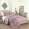 Vue by Ellery Dakota 3 Piece Quilt Set