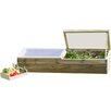 Zest 4 Leisure 1.8m x 0.6m Cold Frame