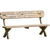 Zest 4 Leisure Harriet Timber Garden Bench