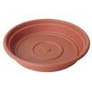 Bloem Dura Cotta Round Saucer Planter (Set of 24)