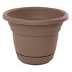 Bloem Tahoe Round Pot Planter (Set of 12)