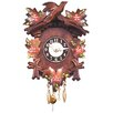 Black Forest Carved Wall Clock