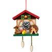 Alexander Taron Christian Ulbricht Cuckoo Clock Bird Ornament