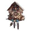 Alexander Taron Engstler Weight-Driven Cuckoo Wall Clock