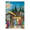 Alexander Taron Korsch Nativity Scene Advent Calendar (Set of 2)