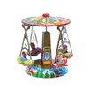 Alexander Taron Tin Carousel Ornament