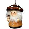Alexander Taron Christian Ulbricht Mushroom Man Ornament