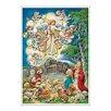 Alexander Taron Korsch Shepherd with Angels Advent Calendar (Set of 2)