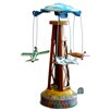 Alexander Taron Collectible Decorative Tin Toy Merry-Go-Round