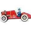 Alexander Taron Collectible Tin Toy Model Racing Car