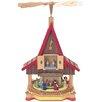 Richard Glaesser 2-Tier Nativity Scene Pyramid