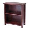 """Winsome Milan 30"""" Standard Bookcase"""