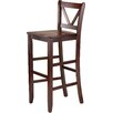 """Winsome Victor 30"""" Bar Stool (Set of 2)"""