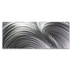 Metal Art Studio Fusion Composition by Nicholas Yust Graphic Art Plaque