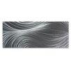 Metal Art Studio Passing Currents Composition by Nicholas Yust Graphic Art Plaque