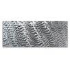 Metal Art Studio Polar Encapsulation Composition Graphic Art Plaque