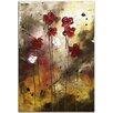 Metal Art Studio 'Floral Arrangement' by Megan Duncanson Painting Print Plaque