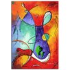Metal Art Studio 'Free at Last' by Megan Duncanson Painting Print on Canvas