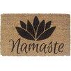 Entryways Namaste Doormat