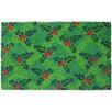 Entryways Sweet Home Holly Doormat