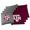 Tailgate Toss NCAA Toss Bean Bag (Set of 8)