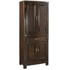 """Home Styles Crescent Hill 73"""" Kitchen Pantry"""