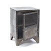 Hip Vintage Vintage Steel Shoe Locker