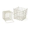 Hip Vintage 2 Piece Modern Farm Basket Set