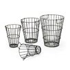 Hip Vintage 4 Piece Croppers Basket Set