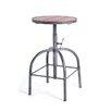 Hip Vintage Classroom Adjustable Height Bar Stool