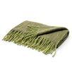 Hip Vintage Hunter Wool Throw Blanket