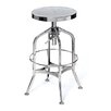 Hip Vintage Walker Adjustable Height Bar Stool