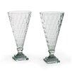 Hip Vintage Geneva Vase/Hurricanes