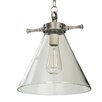 Hip Vintage Parker 1 Light Mini Pendant